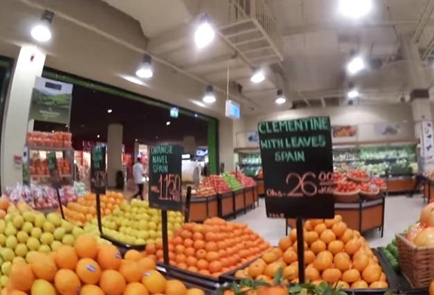 ¿Qué producto mexicano se vende en supermercado de Dubái y cuánto cuesta?