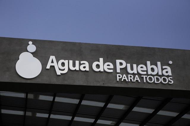 Agua de Puebla suspenderá labores el viernes 30 de marzo, informa