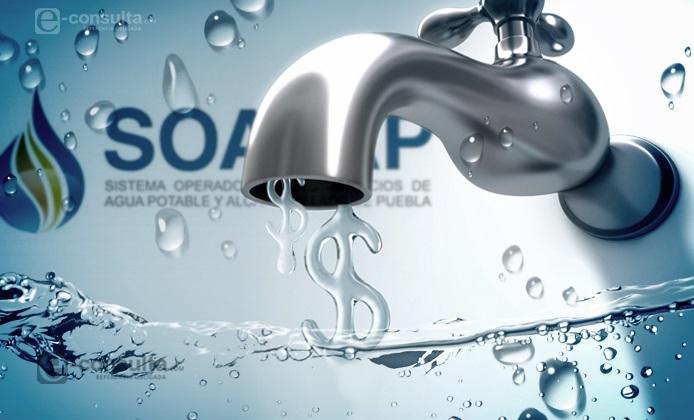 Ordenan entrega total del título de concesión de agua en Puebla
