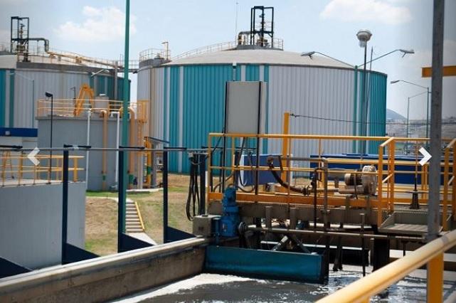 Agua de Puebla invierte 2,500 mdp en 4 plantas de tratamiento