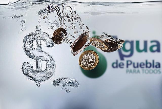 Obligan a concesionaria de agua a invertir 3,844 mdp en Puebla
