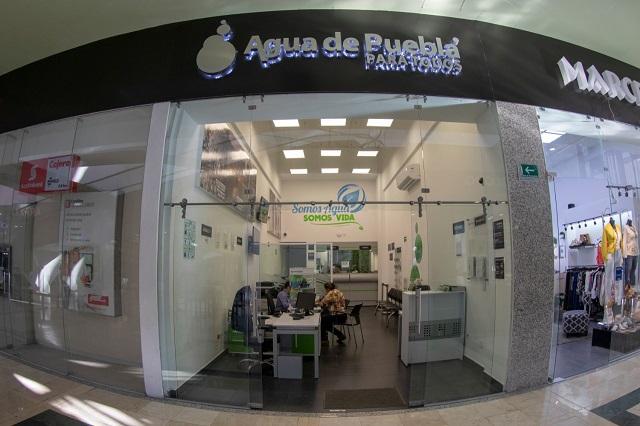 Agua de Puebla da solución a reportes de los usuarios