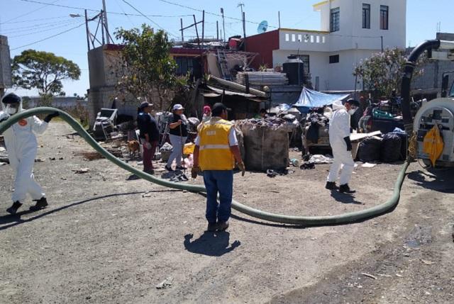 Destaca Agua de Puebla 100 obras y 12 nuevas fuentes de abastecimiento