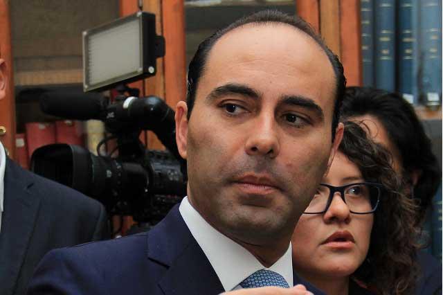 Niega Aguilar Chedraui plan dilatorio en juicio de Eduardo Rivera