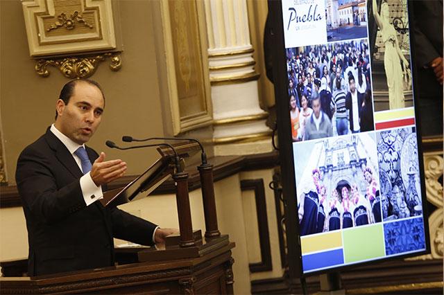 Remodelan nueva oficina de Aguilar Chedraui en el Congreso