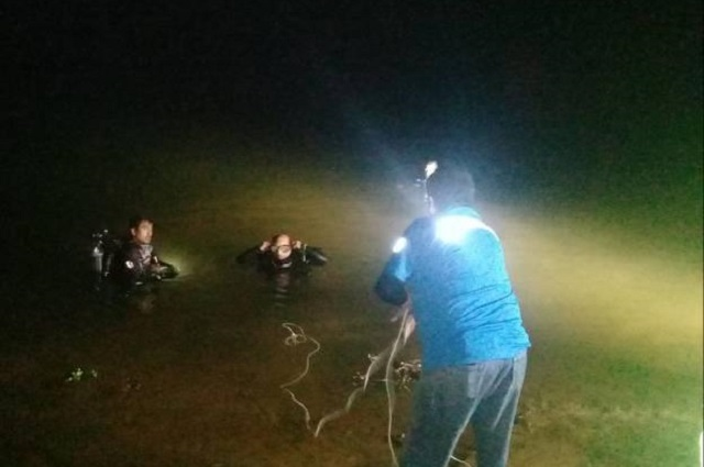 Festejo navideño acaba en tragedia en la presa de Tenango