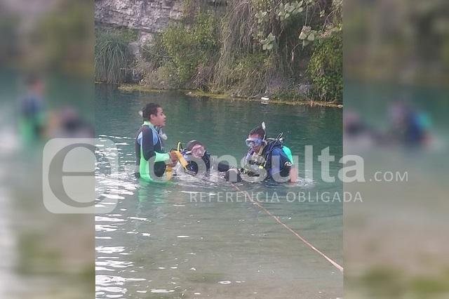 Estudiante de arquitectura de la BUAP se ahoga en Tzicatlacoyan