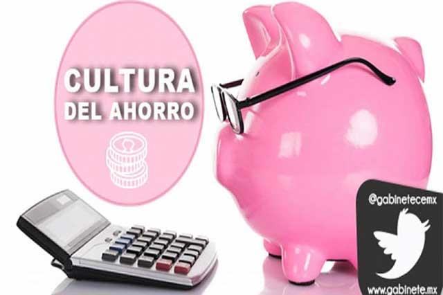 Mayoría de mexicanos no tiene el hábito de ahorrar