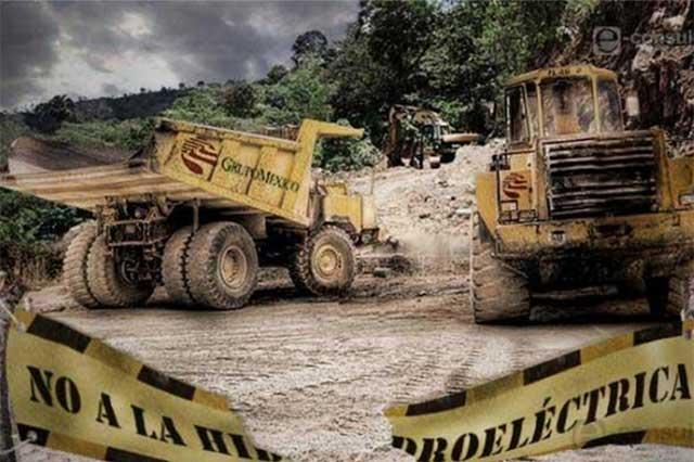Sigue pleito legal por hidroeléctrica en Ahuacatlán ligada a Walmart