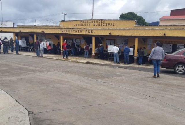 TEPJF desestima violencia y da triunfo al PRI en Ahuazotepec