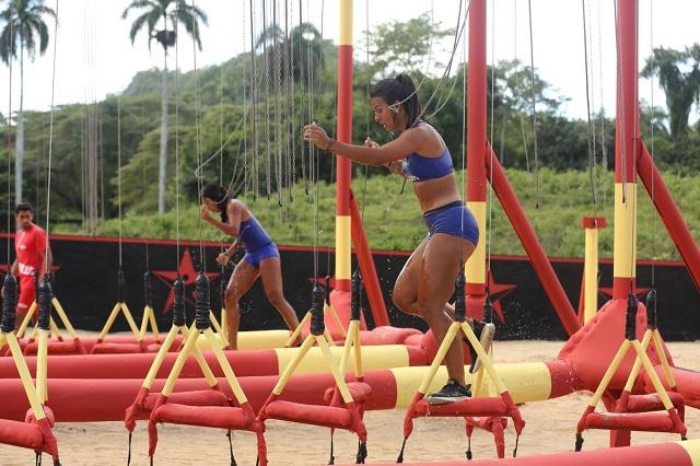 Aidee califica a la final del Exatlón y elimina a Natali