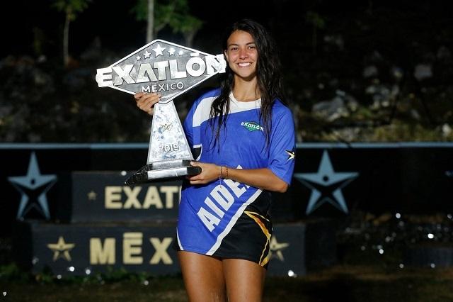 ¿Aidee hizo trampa y por eso ganó el Exatlón de Tv Azteca?