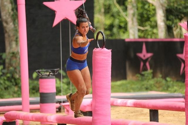 Aidee pasa a la semifinal del Exatlón México