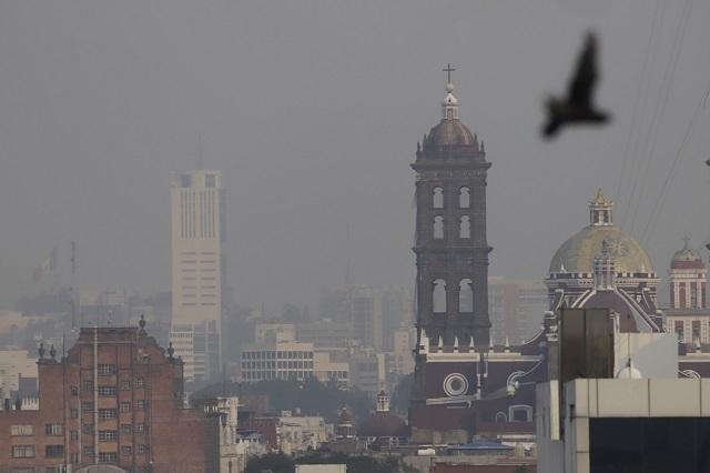 Puebla, entre las ciudades más contaminadas: estudio de Greenpeace