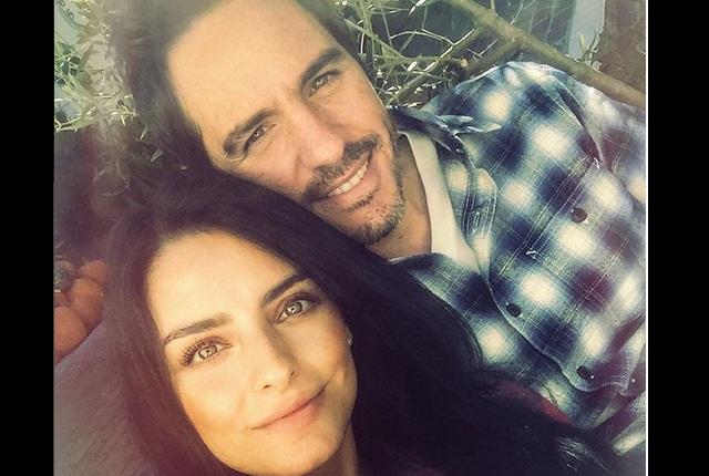 Aislinn Derbez y Mauricio Ochmann tendrán una boda espiritual