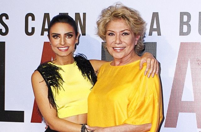 Madre de Aislinn Derbez dice que su hija es más feliz desde que se separó