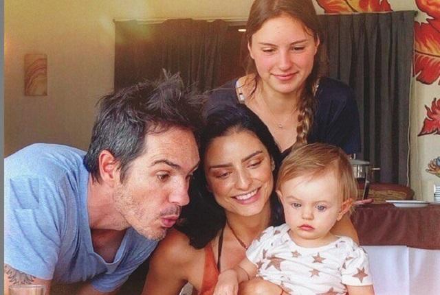 Así celebró la nieta de Eugenio Derbez su primer año de vida