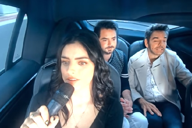 Vadhir Derbez revela problema íntimo entre Aislinn y Mauricio Ochmann