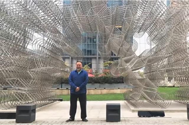 """Ai Weiwei """"Restablecer Memorias"""" en el MUAC de la UNAM"""