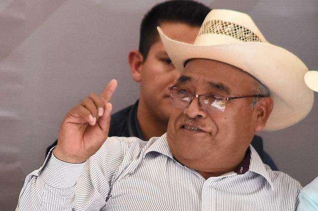 Ahora el Congreso va por destitución de alcalde de Ajalpan
