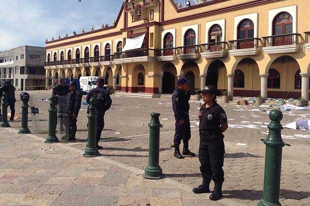 En San Lázaro, pide PRD indagar omisión policiaca en Ajalpan