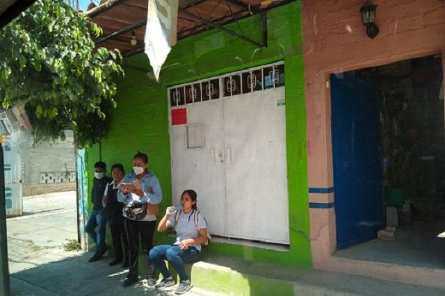 Repuntan casos de Covid en Ajalpan