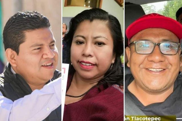 PAN y Morena ganan elecciones en Ajalpan