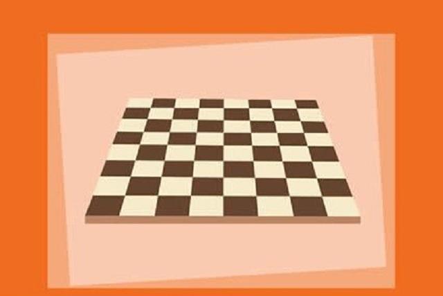 ¿Sabes cuántos cuadros tiene un tablero de ajedrez?