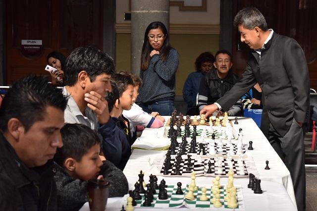 ONU señala que ajedrez ayuda a la recuperación tras la pandemia