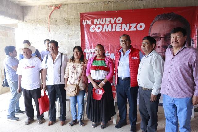 Estoy aquí por convicción, no por ambición: Jiménez Merino