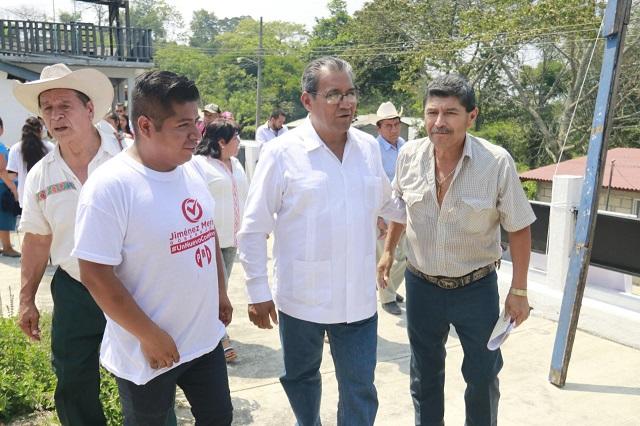 Critica Jiménez Merino que lo cuestionen por sus vínculos