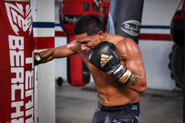 'Dos mexicanos en el ring garantizan un buen show': Alacrán Berchelt