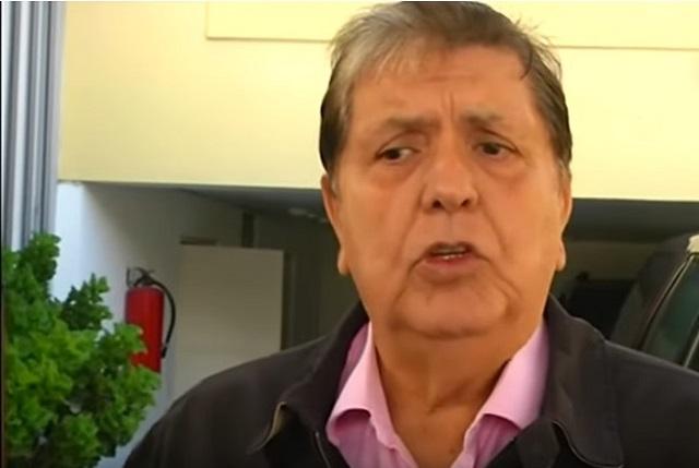 Se da tiro en la cabeza ex presidente de Perú ligado a sobornos de Odebrecht