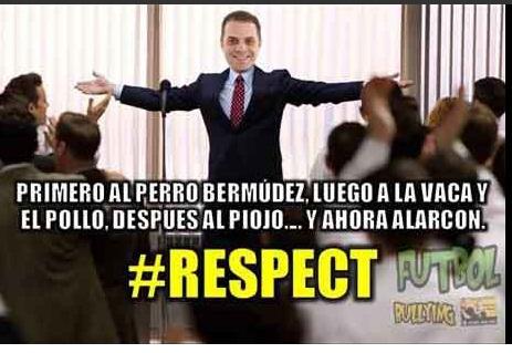 Con memes se mofan de salida de Javier Alarcón de Televisa