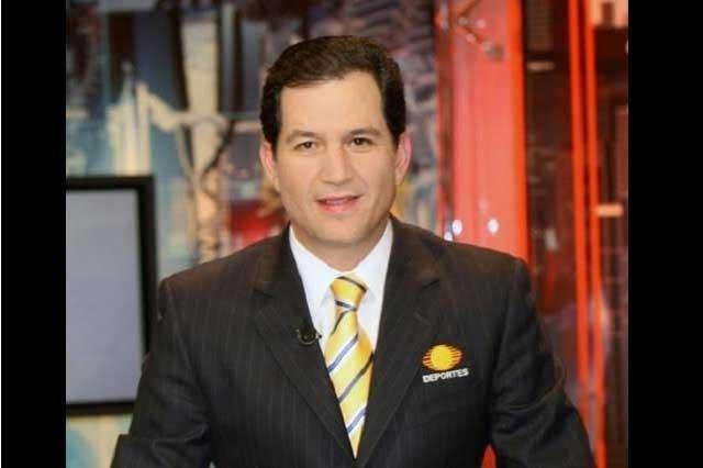 Arturo Brizio confirma salida de Javier Alarcón de Televisa