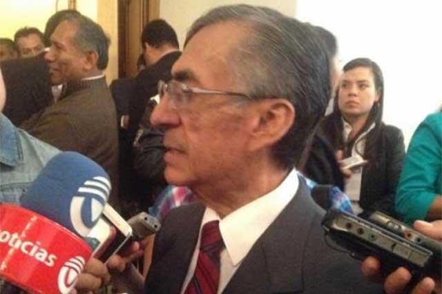 José Alarcón es el nuevo presidente de El Colegio de Puebla