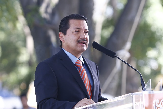 Desmiente alcalde brote de Covid en CERESO de Cholula