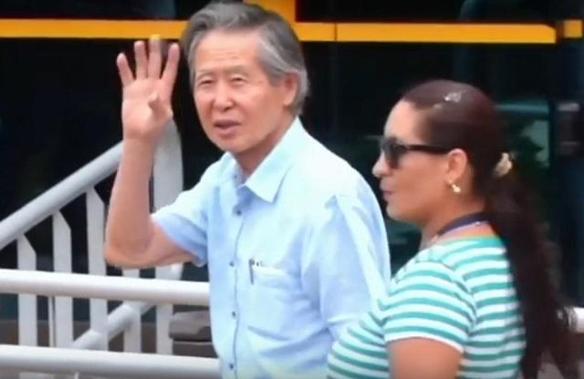 Revocan indulto humanitario a Alberto Fujimori y deberá volver a prisión