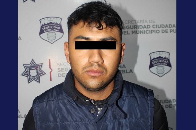 Recuperan auto robado en la Cleotilde Torres y hay un detenido