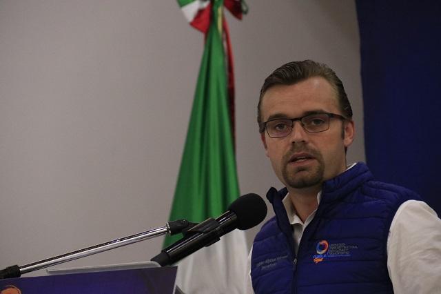 Nombran a Xabier Albizuri secretario de Infraestructura