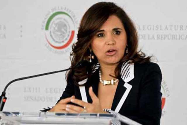 Envían al Congreso elección de embajadora en Colombia