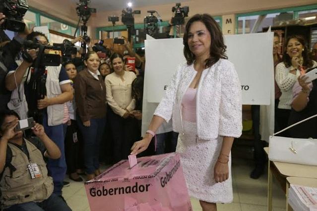 Alcalá sólo ganó en 4 de los 26 distritos electorales de Puebla
