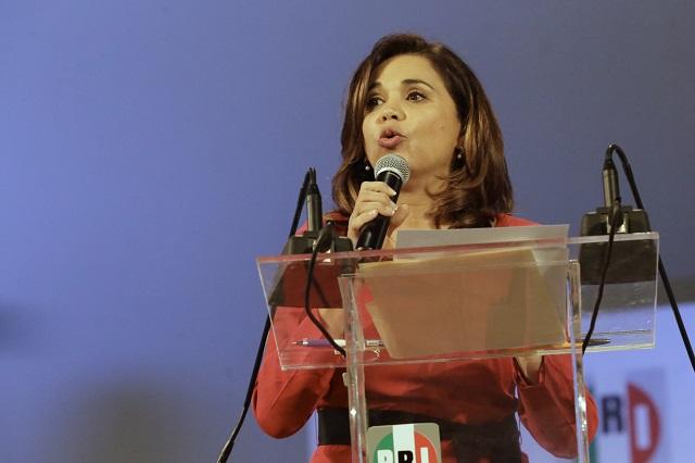 Alcalá aún se siente desconcertada por resultados del 5 de junio