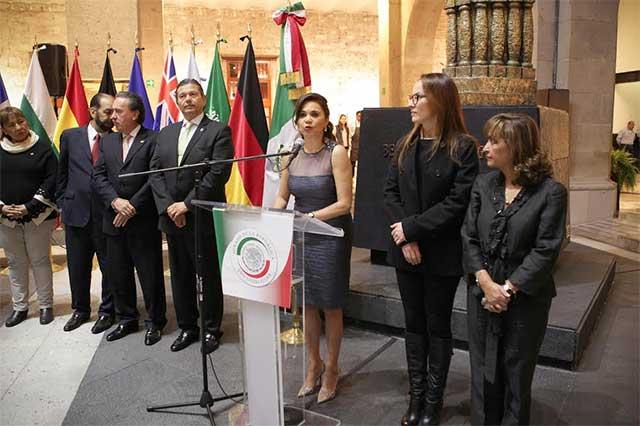 Diplomacia parlamentaria dirime conflicto entre naciones: Alcalá