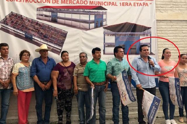Reaparece edil de Venustiano Carranza con su esposa liberada