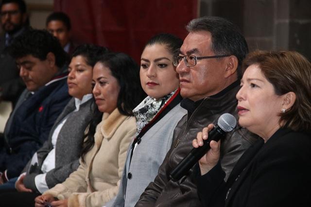 Preparan estrategia ediles de Morena ante deudas y delitos