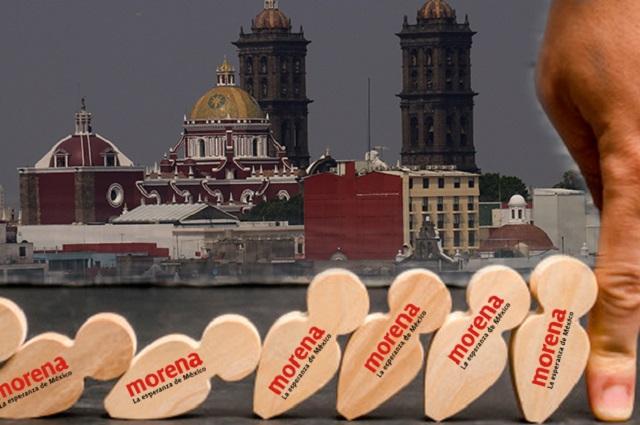 Destapan saqueo millonario en dirigencia de Morena en Puebla