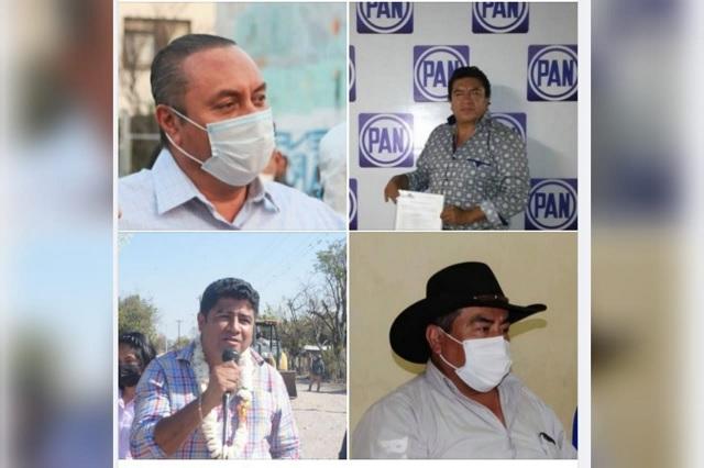 Región de Atlixco se queda sin alcaldes por reelección