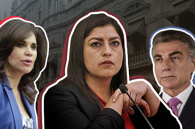 Odiosas comparaciones: Claudia Rivera sin plan y casi sin acciones