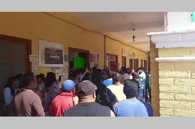 Devuelven alcaldía de Coxcatlán y esperan auditoría al edil